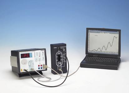 Měřicí aparatura Phywe Franck-Hertz Experiment