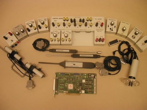 System ISES, set of sensors